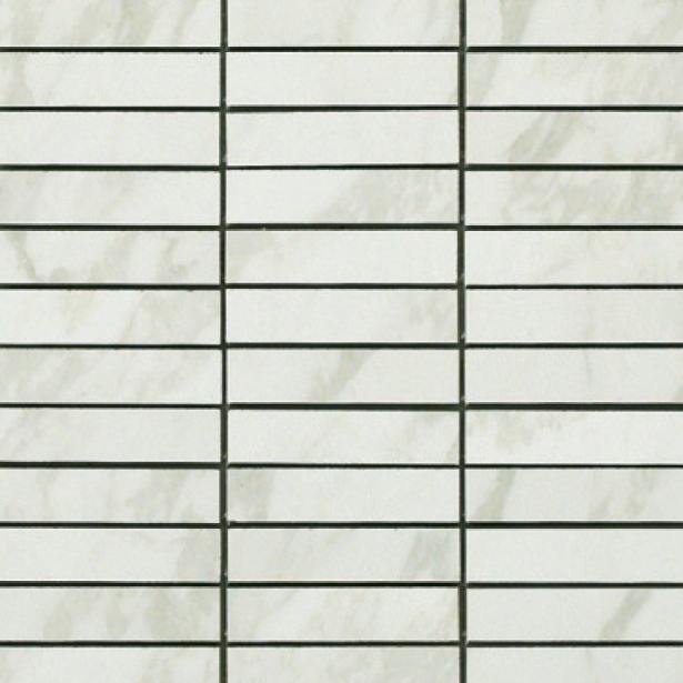 12.6×12.6 1×4 Mosaic Semi-Polished