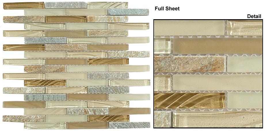 Chestnut Screen (5-8 x 4 Brick)