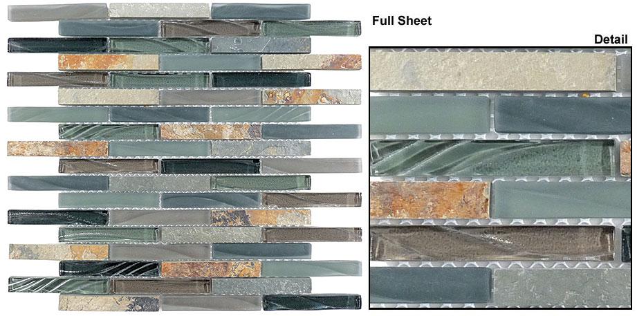 Forest Floor (5-8 x 4 Brick)