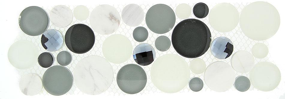 Grey Fizz (4X12 Border)