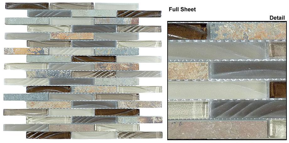 Rustic Taupe (5-8 x 4 Brick)