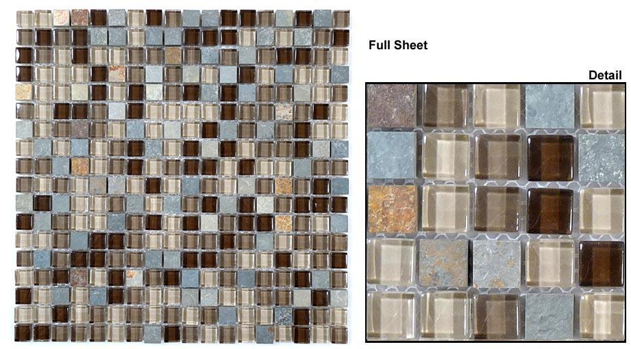 Titanium Filed (5-8 x 5-8 x 1-4)