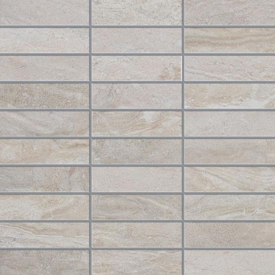 Ivory Mosaic 1.25×4