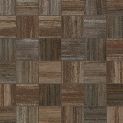 Rust Mosaic 2×2  12×12 Sheet