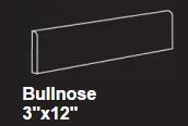 Sardina Bullnose 3×12