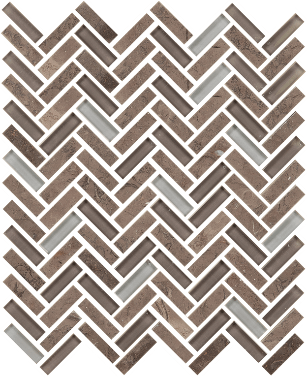Imagination Herringbone Shaded Sky