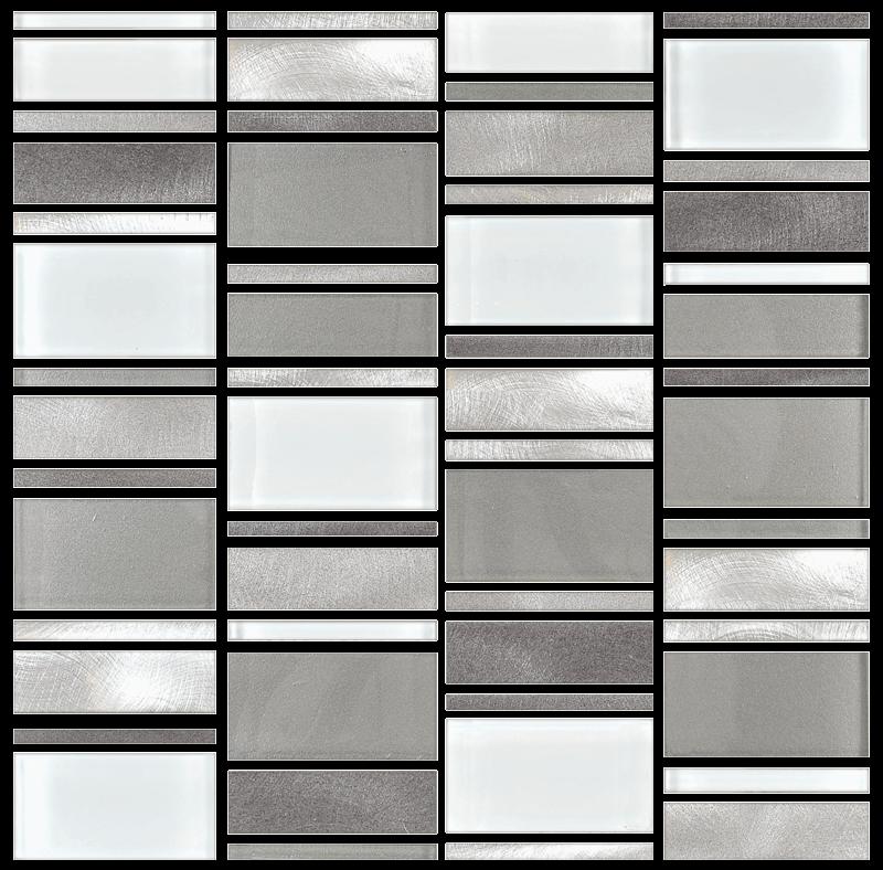 Metallix Miscellaneous Designs-Aluminum Dorado Parallel