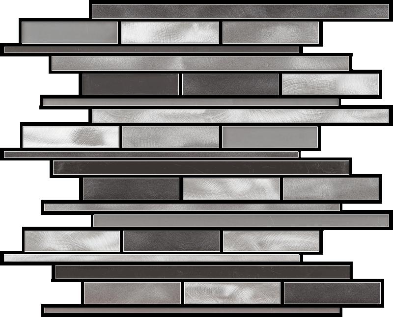 Metallix Miscellaneous Designs-Aluminum Perseus Linear