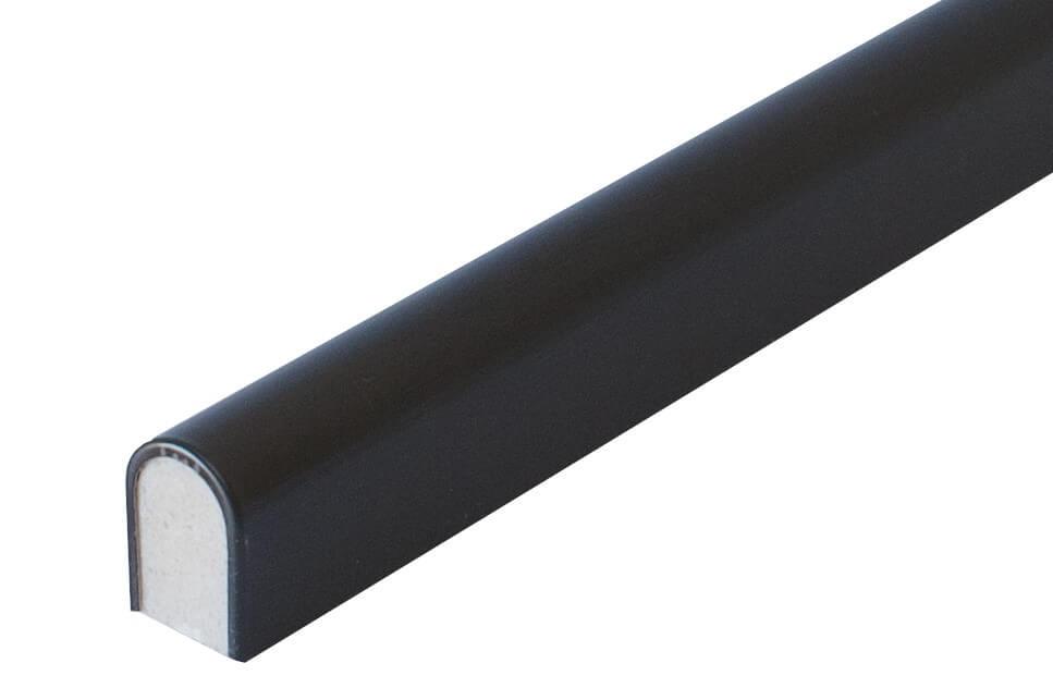 Metallix Miscellaneous Designs – Brushed Gun Metal Bullnose Liner