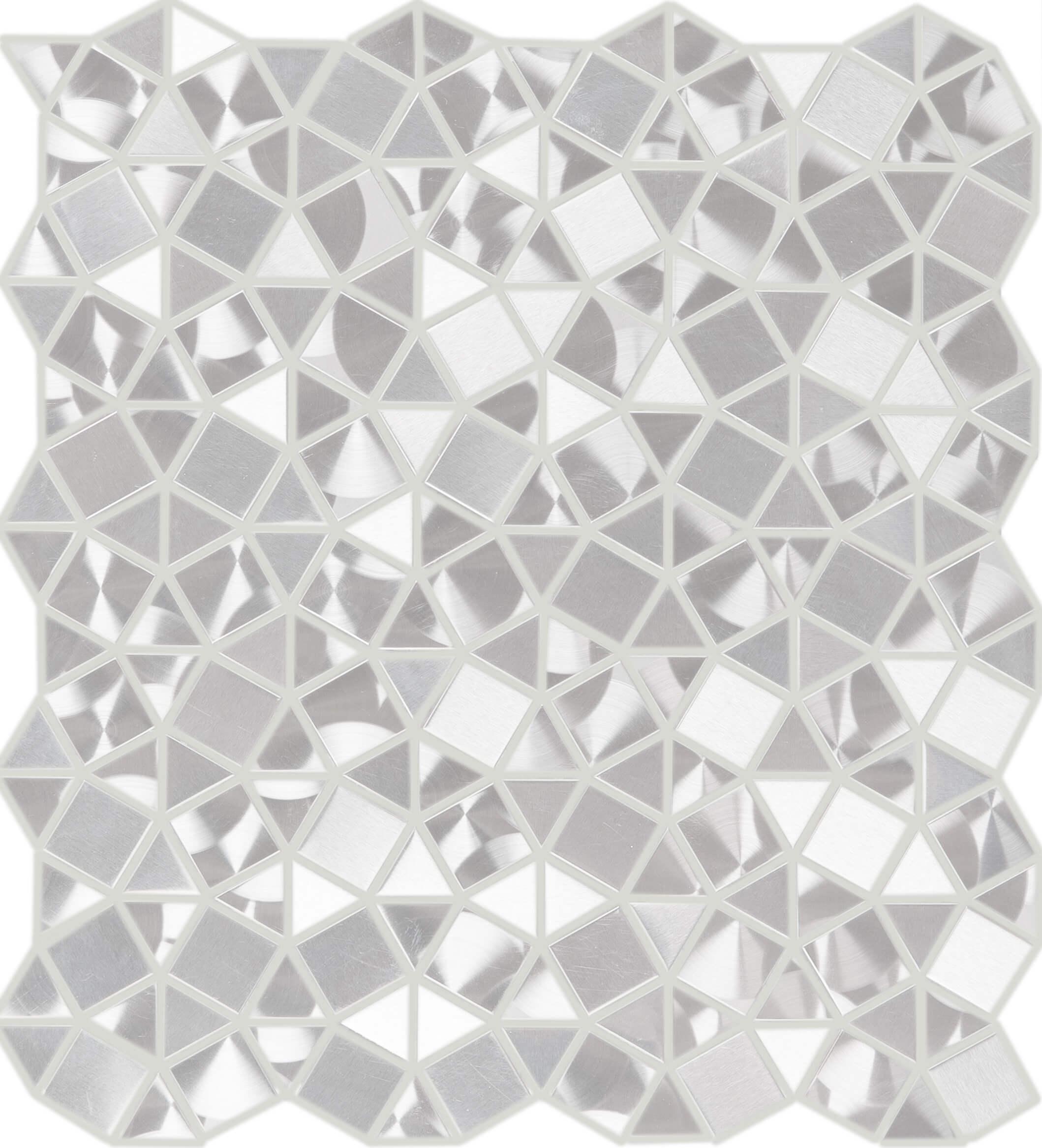 Metallix Miscellaneous Designs – Stainless SteelGeometrix