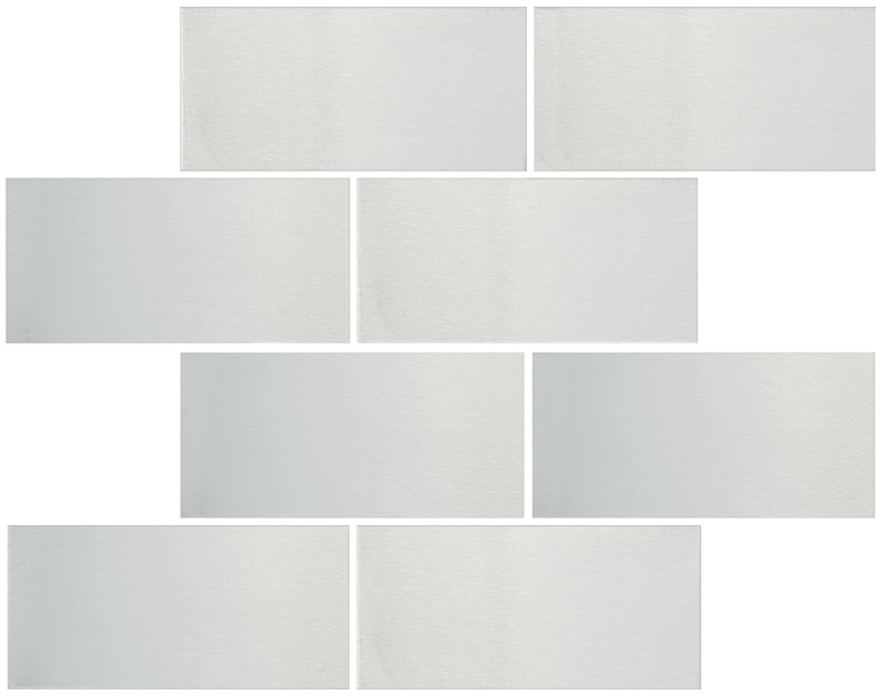 Metallix Miscellaneous Designs – Stainless SteelStraight