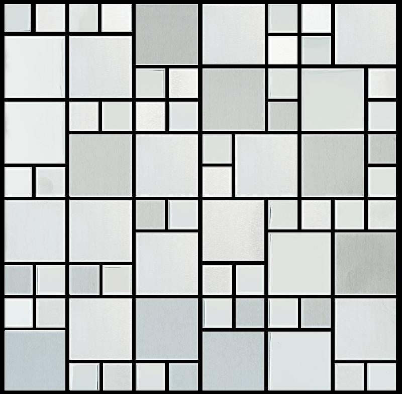 Metallix Miscellaneous Designs – Stainless SteelVersi