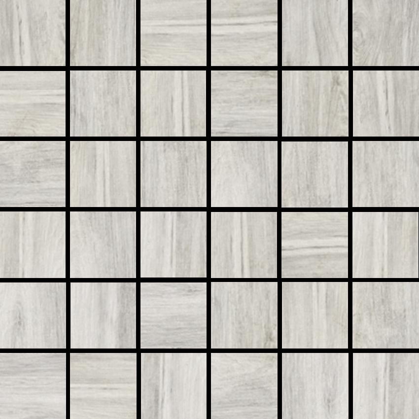 Cypress Mist 2 X 2 Mosaic 12 X 12 Sheet