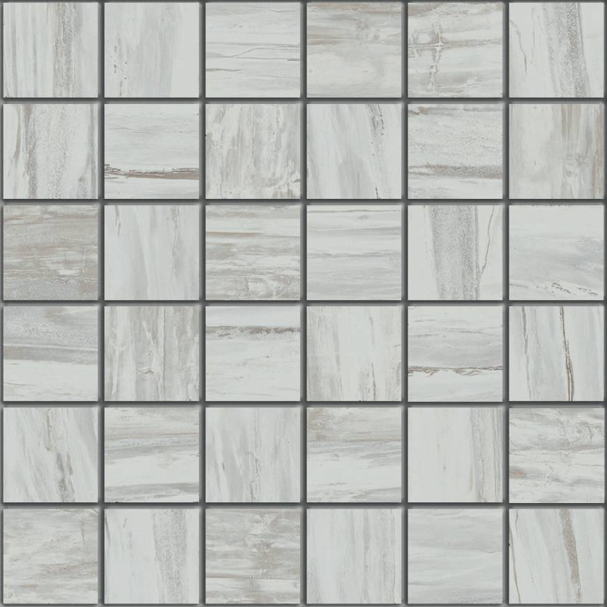 Petrab Moon 2 X 2 Mosaic 12 X 12 Sheet
