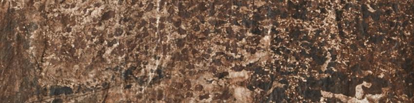 Slate Brown 3 X 12 Bullnose