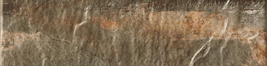 Slate Multi 3 X 12 Bullnose