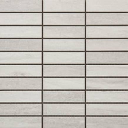 Tivoli Bianco 1.25 X 4 Mosaic 12 X 12 Sheet