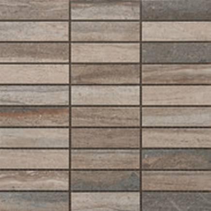 Tivoli Foresta 1.25 X 4 Mosaic 12 X 12 Sheet