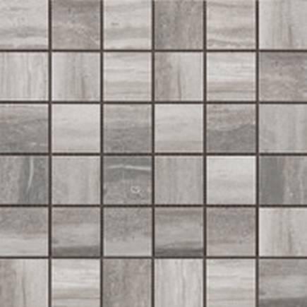 Tivoli Grigio 2 X 2 Mosaic 12 X 12 Sheet