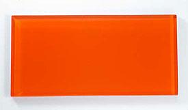 Orange Burst 3 X 6